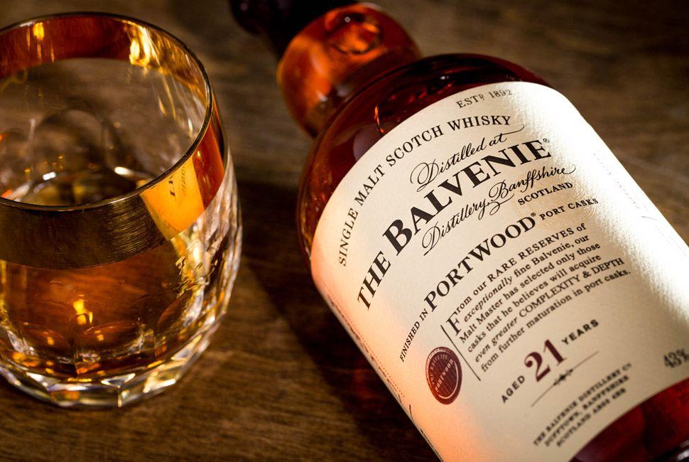 Best Scotch Under 250 The Balvenie 21 Gear-Patrol