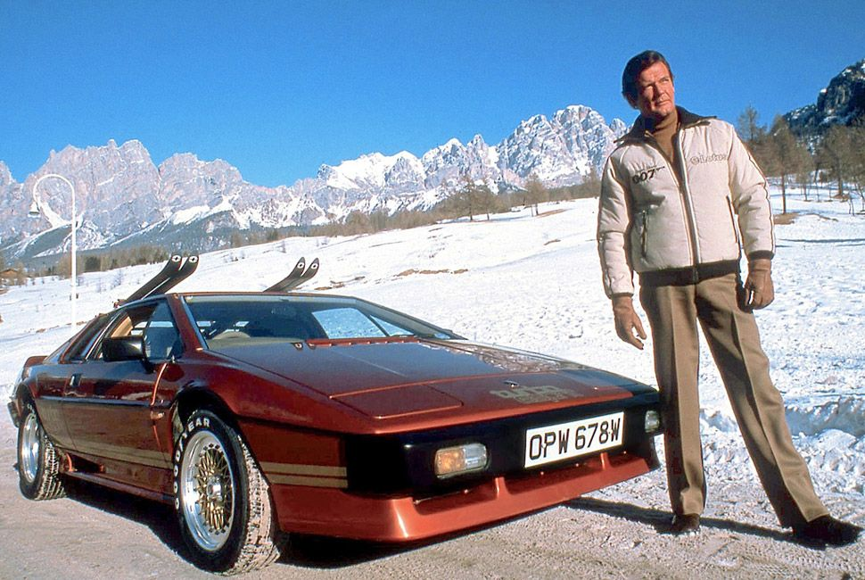The 9 Best James Bond Cars Gear Patrol