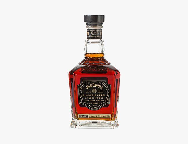 Jack Daniel's Single-Barrel Barrel-Proof Whiskey