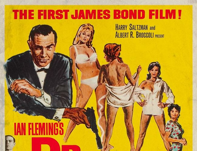 The Best 007 Posters In Cinema History Gear Patrol