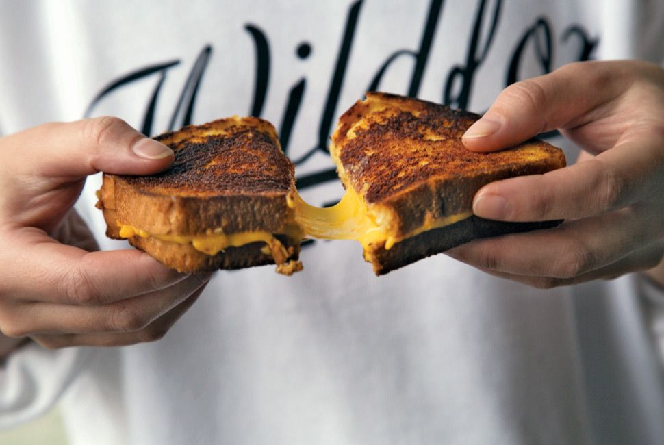 How To Make A Better Grilled Cheese Sandwich Gear Patrol