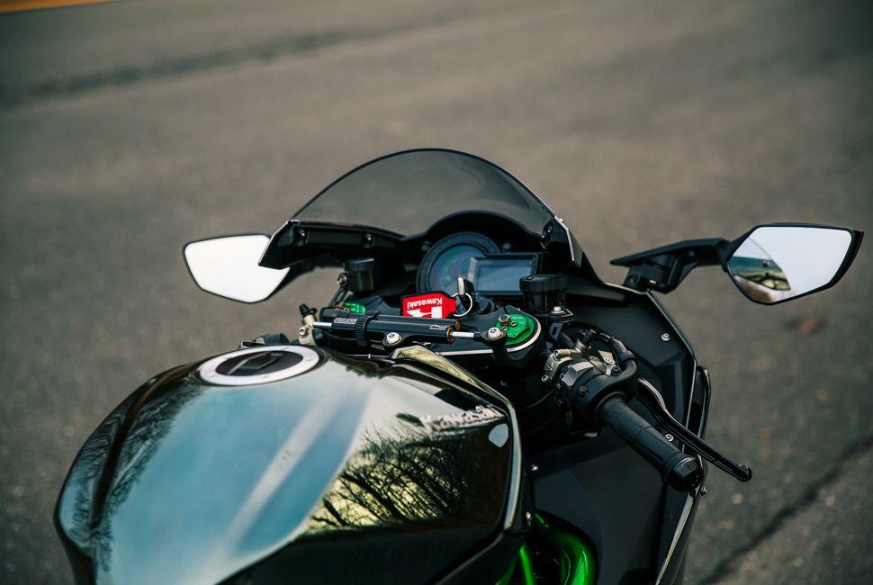 Review Kawasaki H2 Gear Patrol