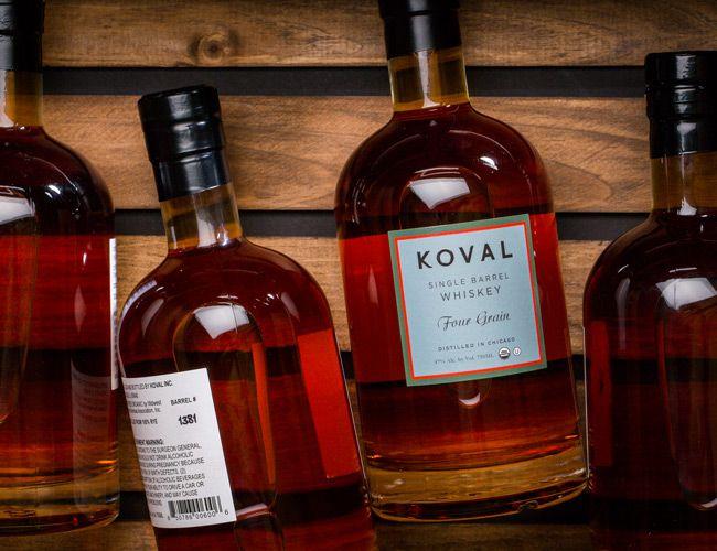 Koval-Whiskey-Gear-Patrol-Four-Grain