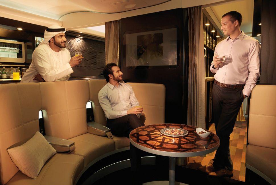 Abu Dhabi International Airport   Airbus A380