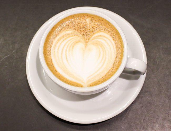 how to make latte milk