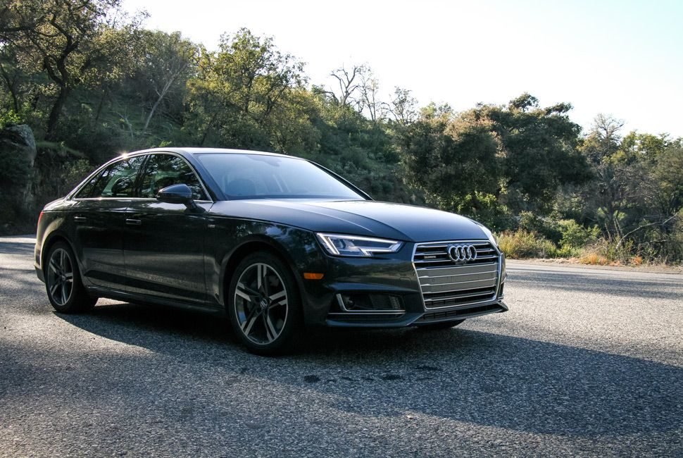 Accessories For Audi A4 2017 Best