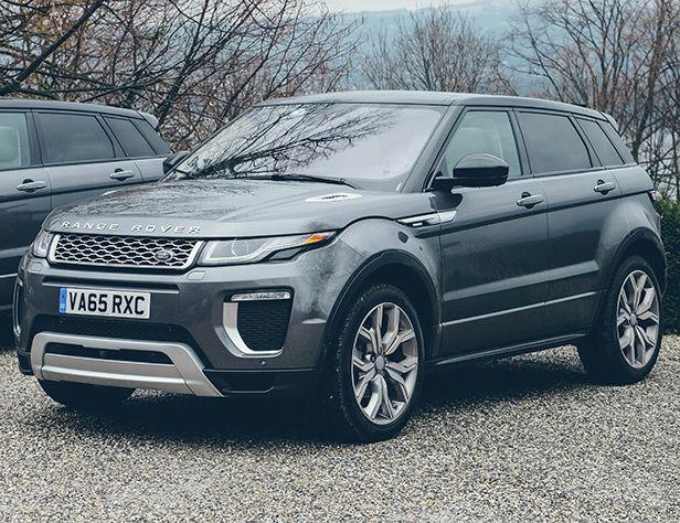 review 2017 range rover evoque convertible gear patrol. Black Bedroom Furniture Sets. Home Design Ideas