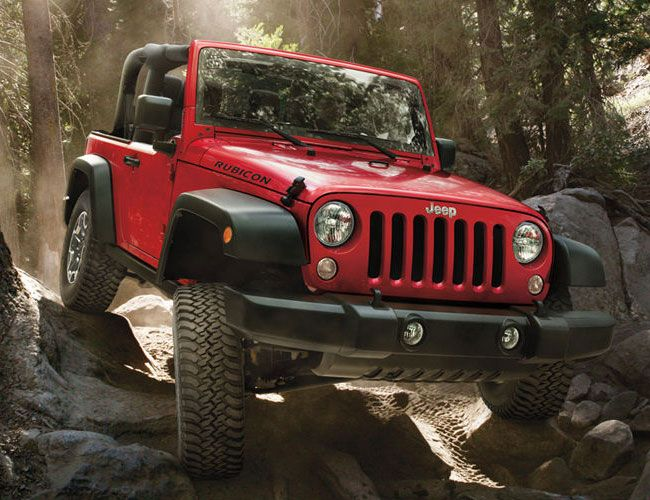 Topless Off Roaders That Make The Best Overlanders Gear