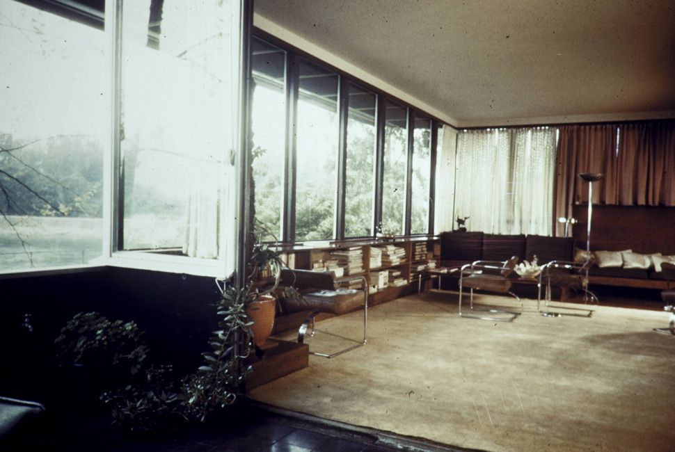 The Neutra Research Home in Silverlake, 1932.  Designed by Richard Neutra.