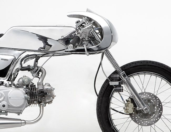 Inside the Company Treating Motorcycles Like Works of Art