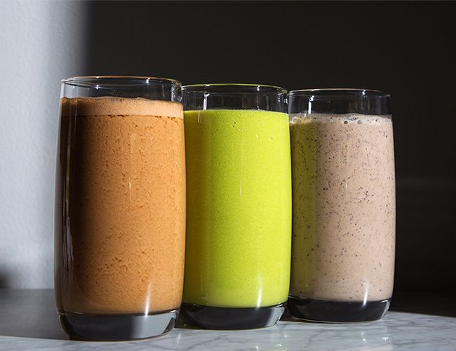 Make the Perfect Post-Workout Smoothie, 3 Ways