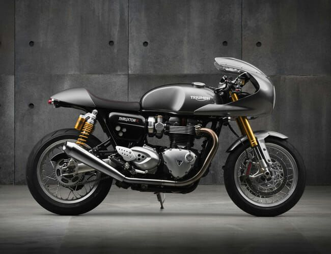 Review: Triumph Makes a Cafe Racer for the 21st Century