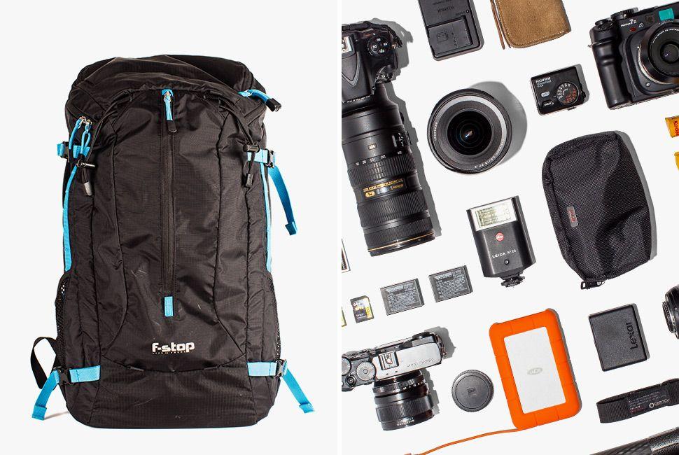 Camera Gear Bags : The ultimate travel camera bag gear patrol