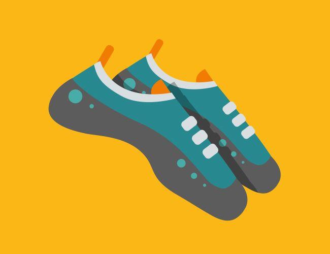 gear-patrol-break-in-climbing-shoes-lead