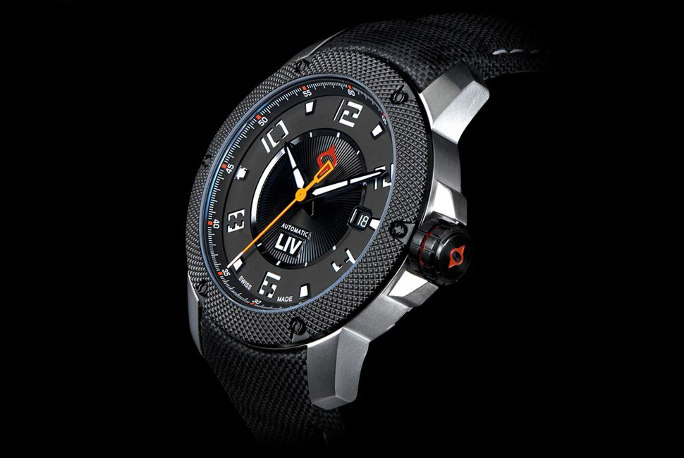 LIV Watch's second Kickstarter, the Genesis X1-A, raised over $1.1 million and is one of the highest funded watch projects on the platform to date.