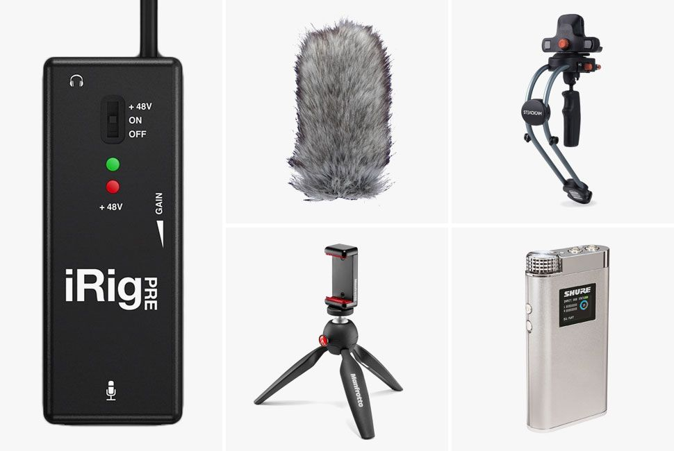 Best Mobile Recording Gear For Iphone Gear Patrol