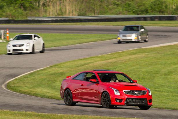 Cadillac Racing Lime Rock Park 2016