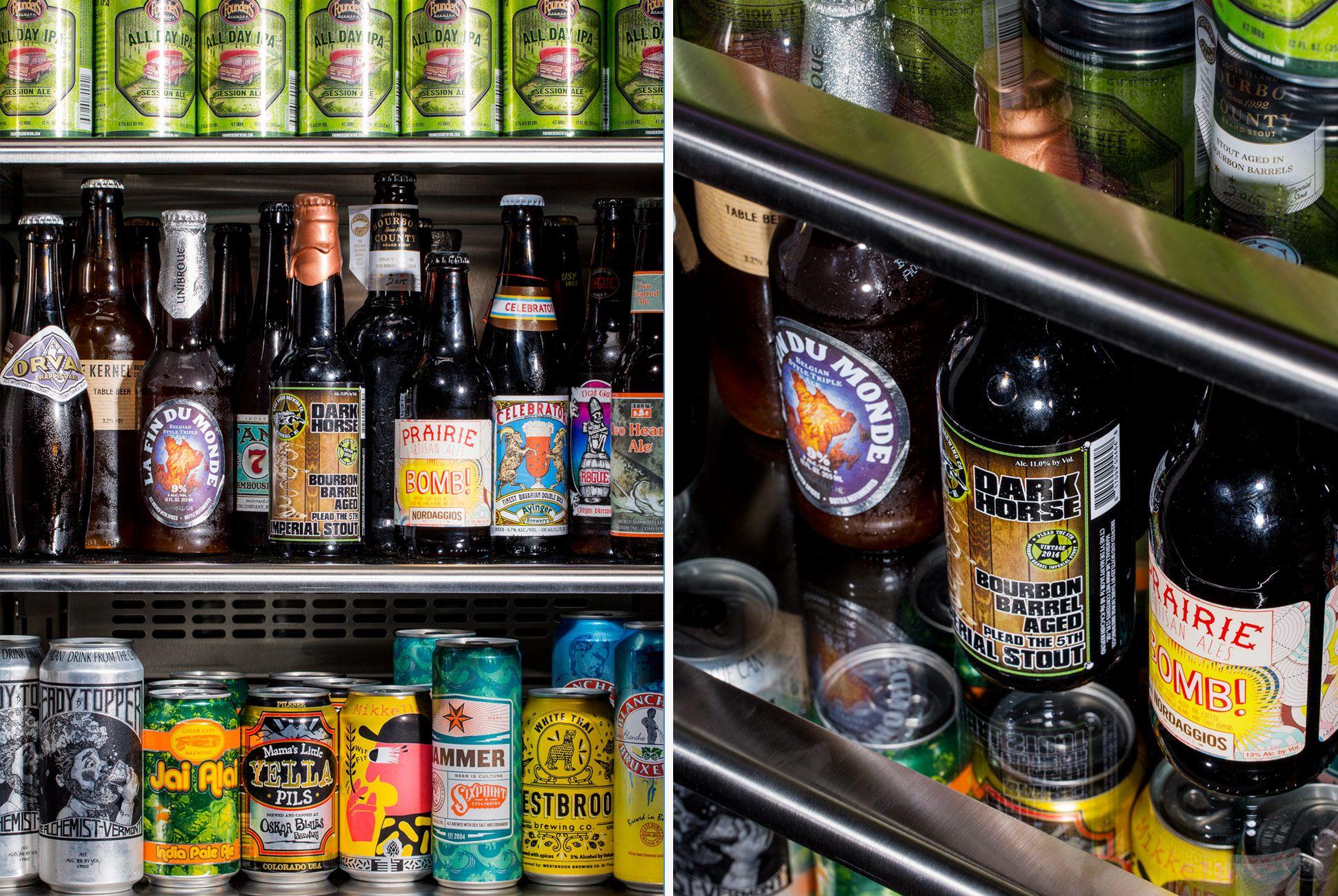 How To Build The Ultimate Beer Fridge Gear Patrol