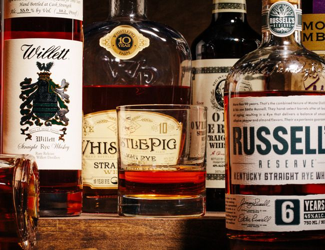 The 15 Best Rye Whiskeys You Can Buy in 2020