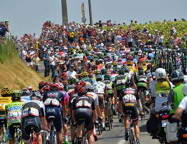 How the Tour De France is Timed