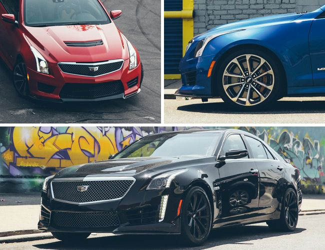 Which Coast Deserves the Insane Cadillac V-Series?