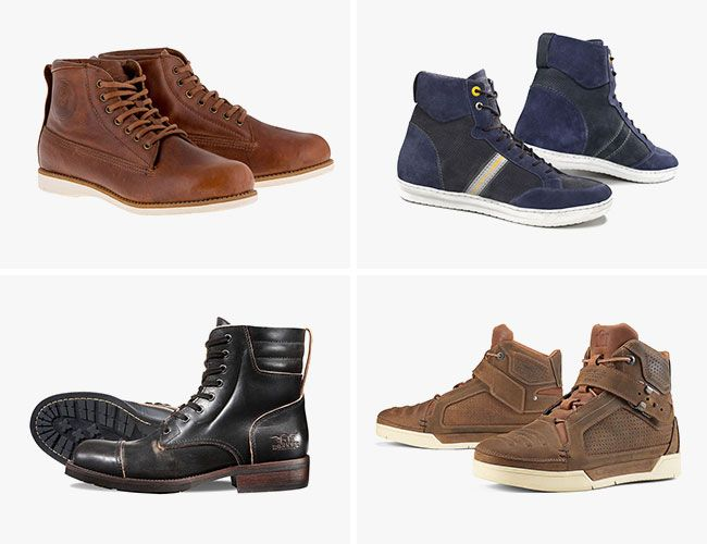 Low Key Motorcycle Boots for the Casual Ride