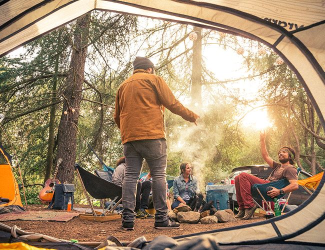These 8 Ingenious New Outdoor Products Will Seriously Upgrade Your Next Camping Trip