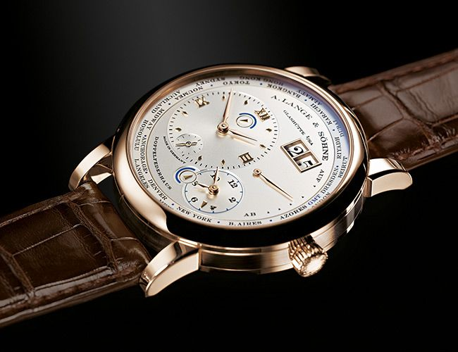 One of the World's Most Lauded Watches, Now in 'Honey Gold' • Gear Patrol