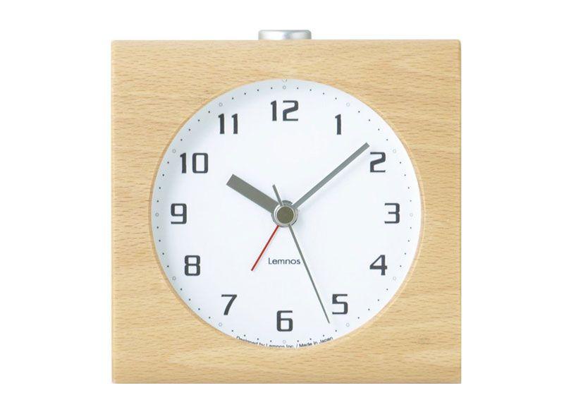 7 best analog alarm clocks gear patrol. Black Bedroom Furniture Sets. Home Design Ideas
