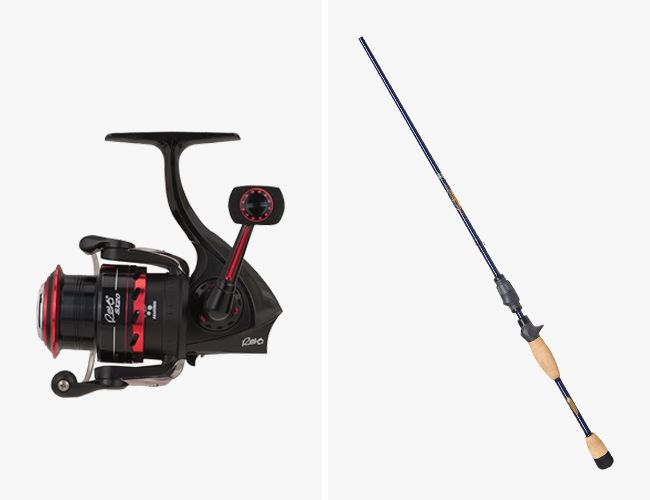 The best fishing rods and reels 2016 gear patrol for Walleye fishing pole