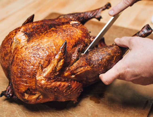 How to Carve a Turkey Like a Pro Chef