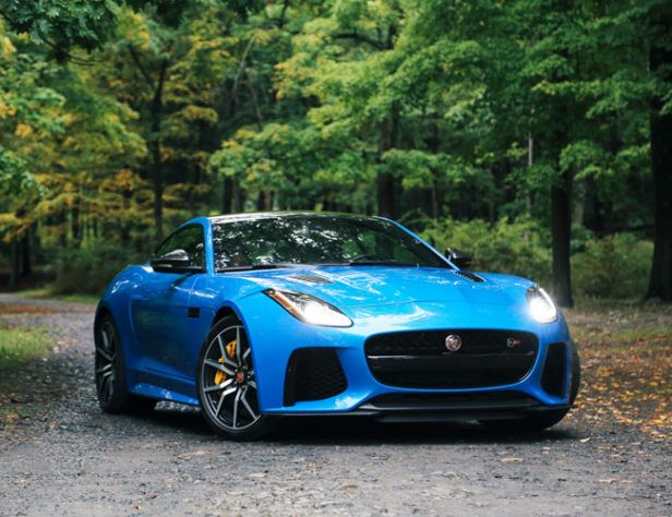 My New Favorite Car: Jaguar's F-Type SVR