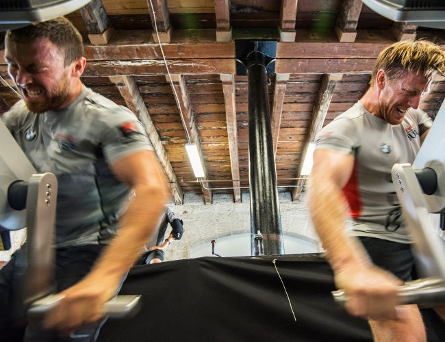 How to Work Out Like an America's Cup Sailor - Gear Patrol