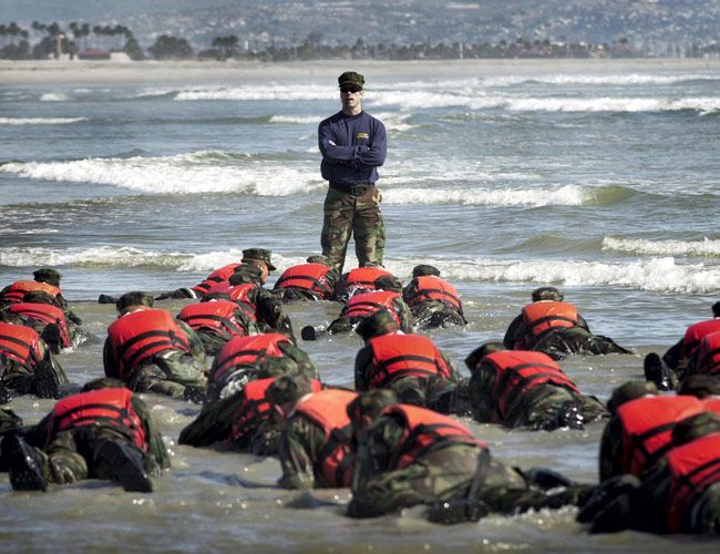 How to Reduce Stress Like a Navy SEAL