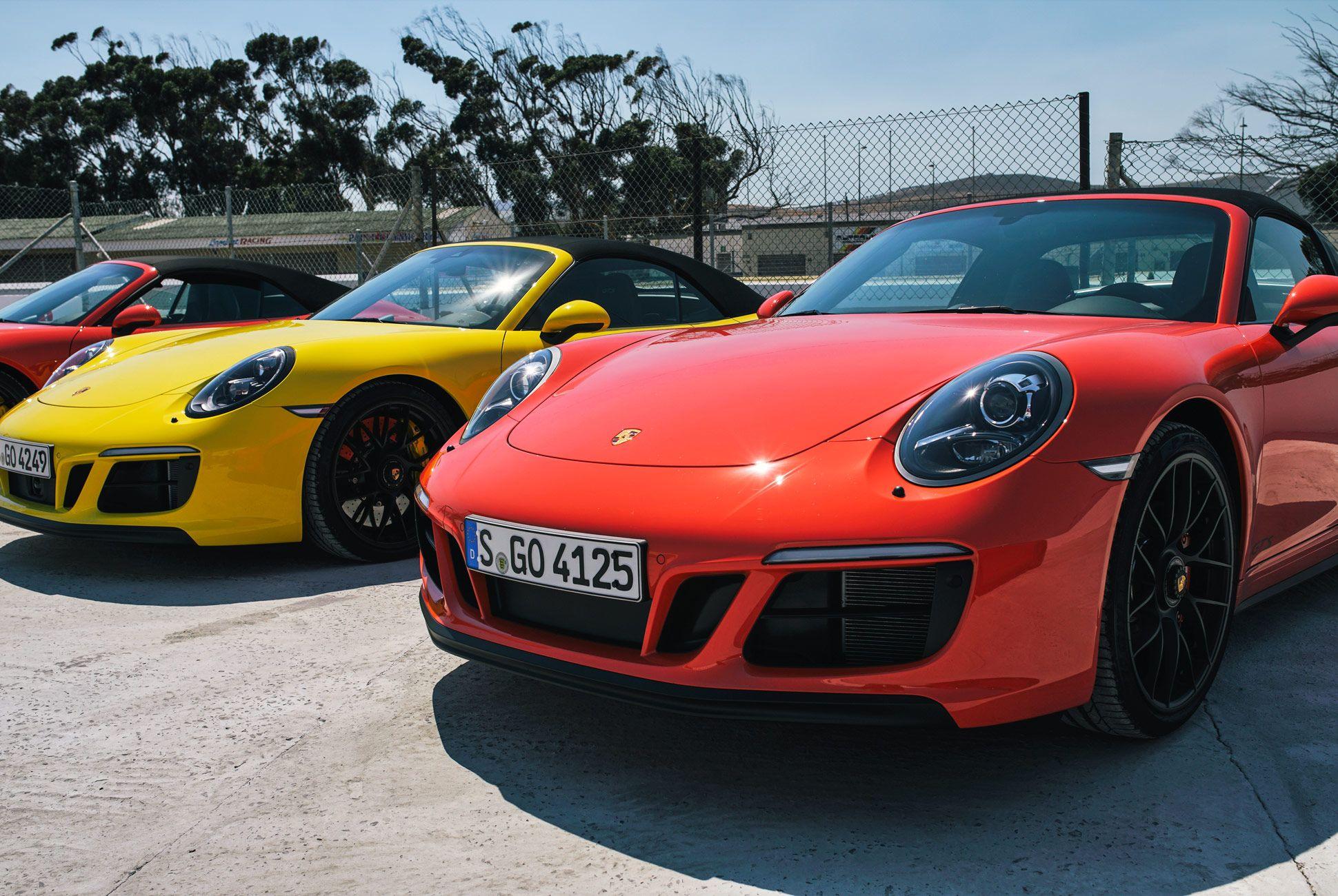 Review 2017 Porsche 911 Gts Gear Patrol