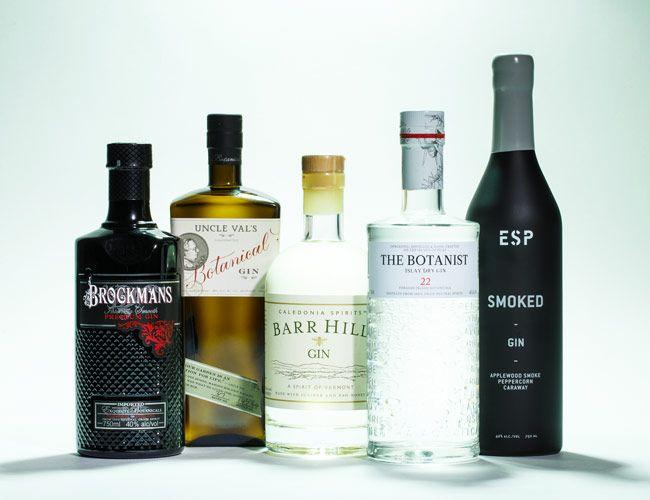 5 New Wave Gins Reinventing a Stodgy Spirit