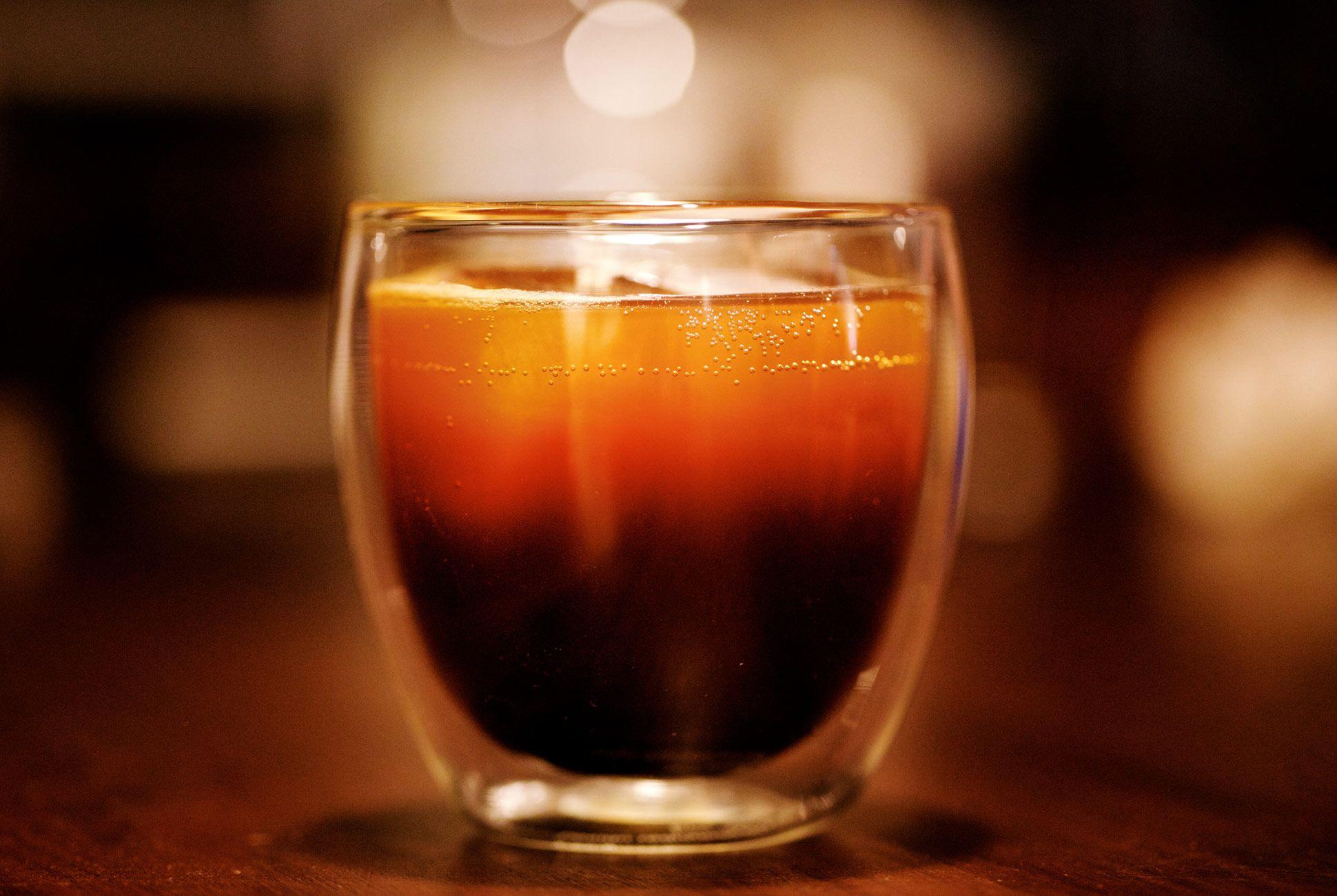 coffe tonic