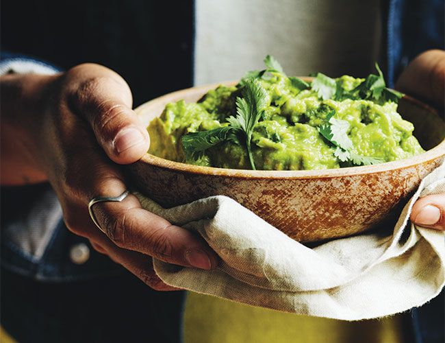 How to Make Truly Great Guacamole
