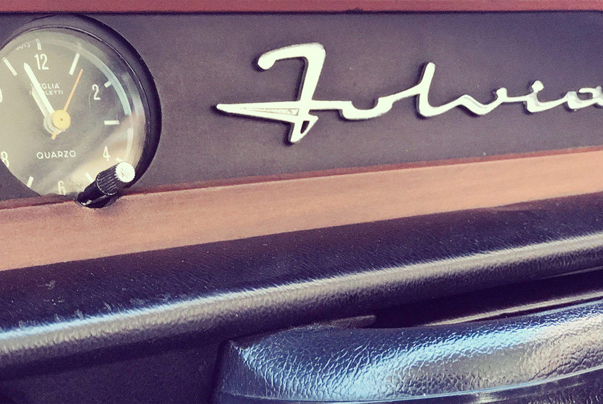 Lancia Fulvia Gear Patrol Slide 06