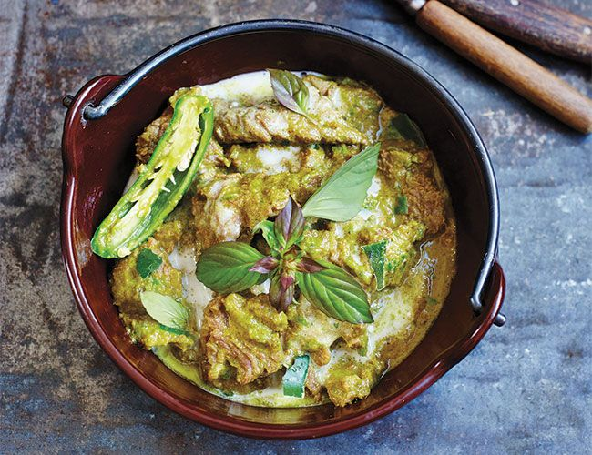 A Simple and Hearty Curry for Busy Weeknights