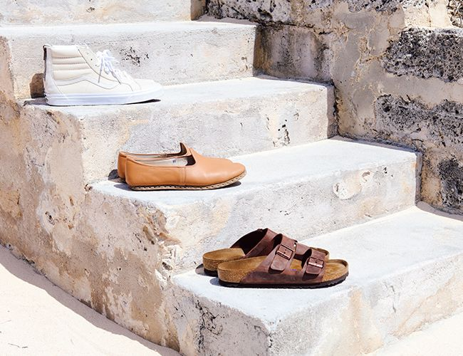 9 Great Shoes and Sandals for Summer
