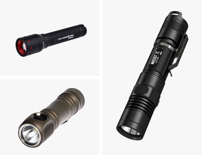 9 Excellent Everyday Carry Flashlights