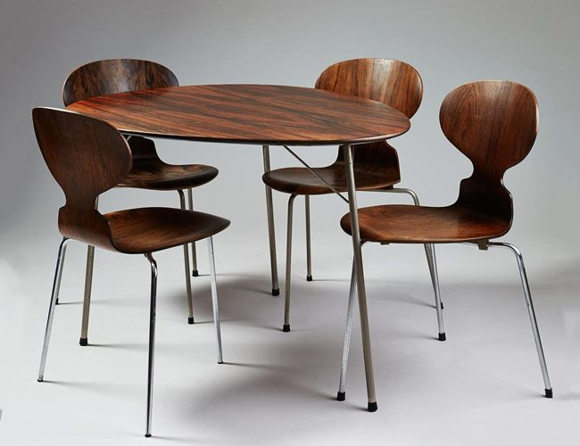 Mid-Century Furniture Hype Nearly Drove Brazilian Rosewood to Extinction
