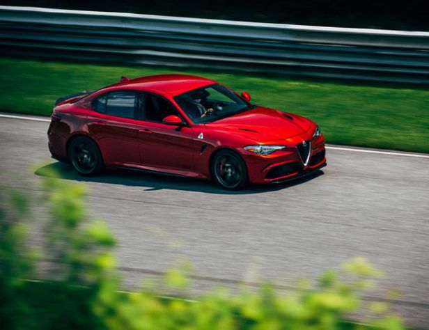 If Ferrari Made a BMW M3, It Would Be the Giulia Quadrifoglio