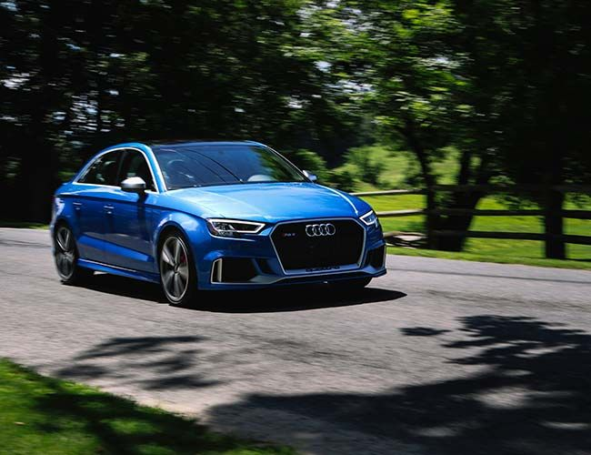 The Audi RS3 Is the Only BMW M2 Competitor In Sight