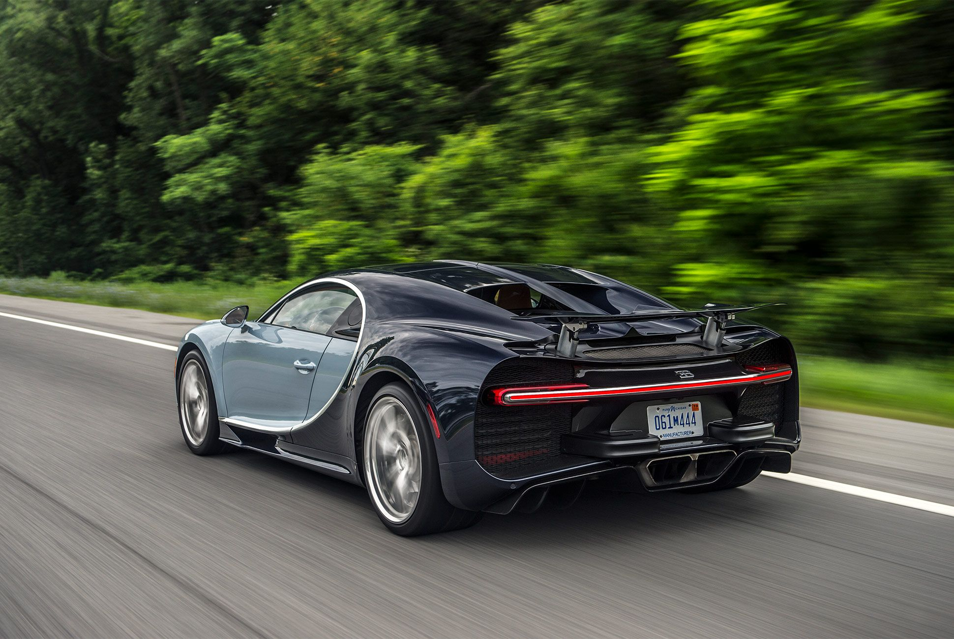 First Drive: 2018 Bugatti Chiron Hypercar - Gear Patrol
