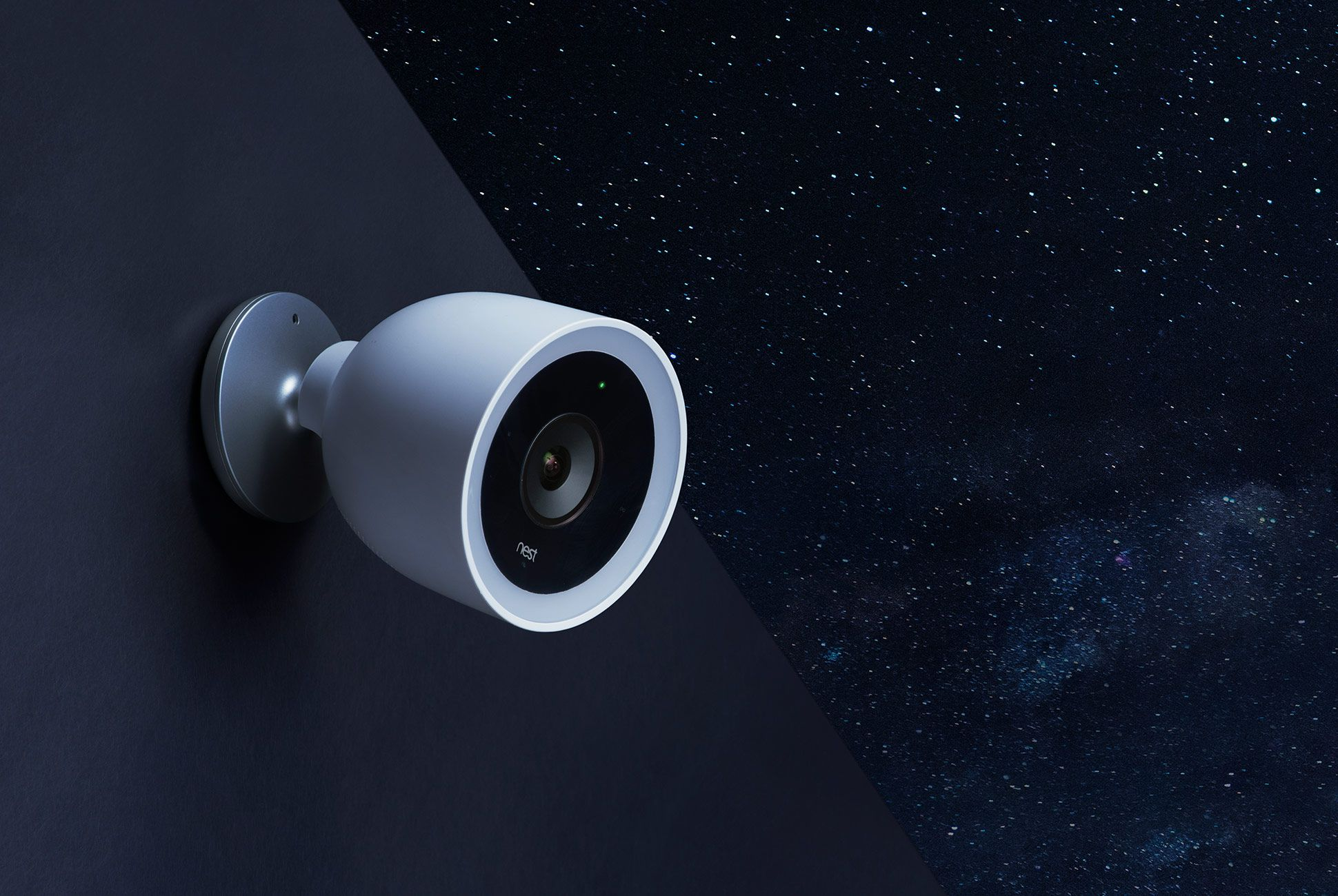 Nest Announces a Smart Doorbell, Home Security System and Intelligent Outdoor Camera