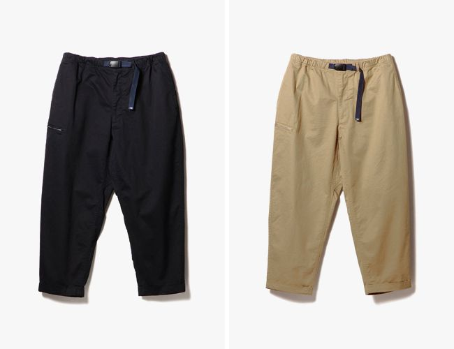 Legendary Climbing Pants Get the Lifestyle Treatment
