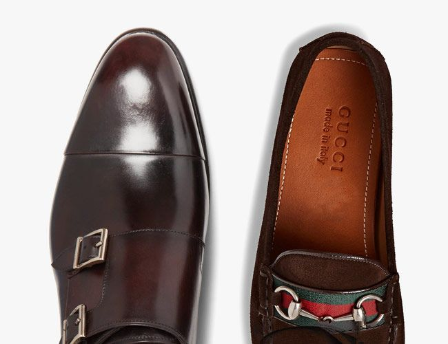 The Seven Types of Dress Shoes Every Man Should Own