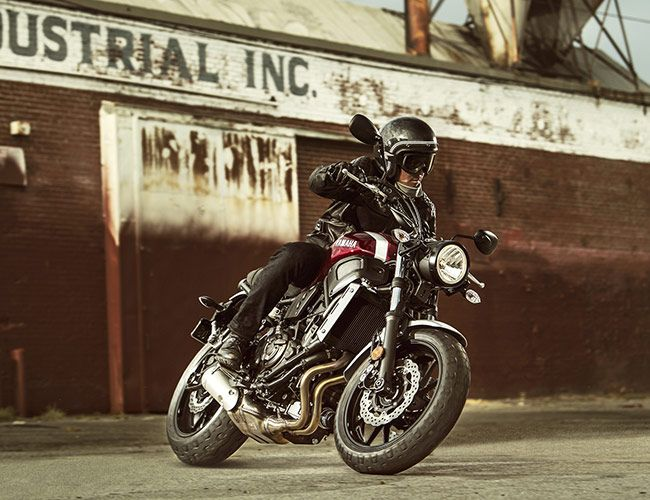 The Ducati Scrambler Is Getting Some Vintage-Style Competition From Yamaha